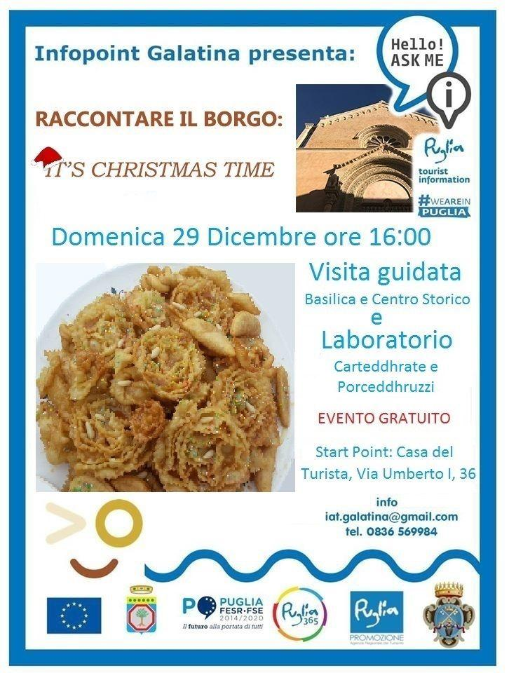 Raccontare il Borgo: It's Christmas Time