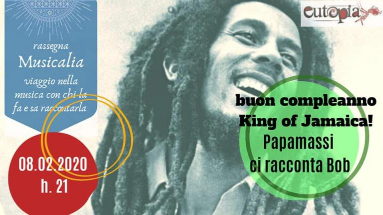 Buon Compleanno King of Jamaica!