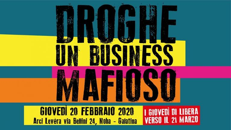Droghe - Un business mafioso