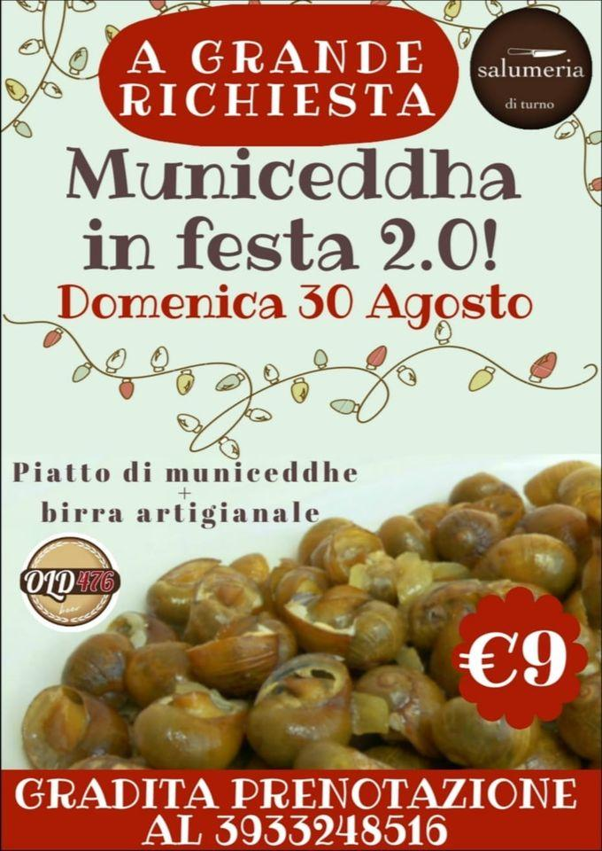 Municeddha in festa