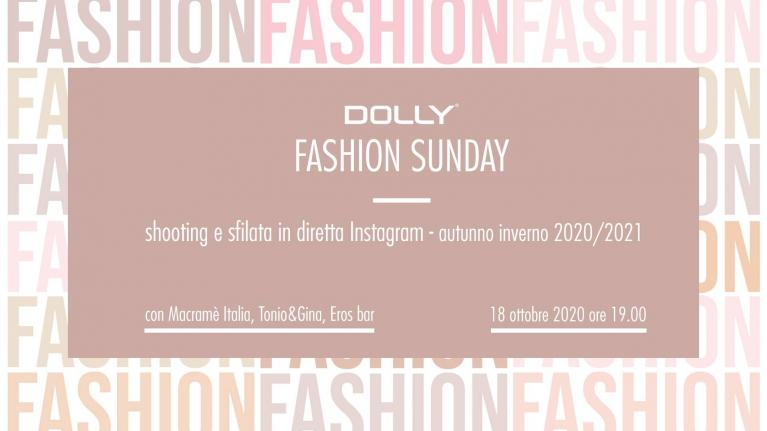 Dolly fashion sunday